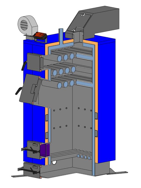 НЕУС-Вичлаз мощность 50 — 65 кВт.