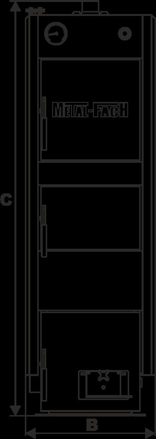 Схема Metal-Fach-SE