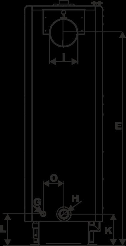 Схема Metal-Fach-SE твердотопливного котла