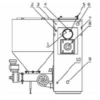 Конструкция котла (схема-2)
