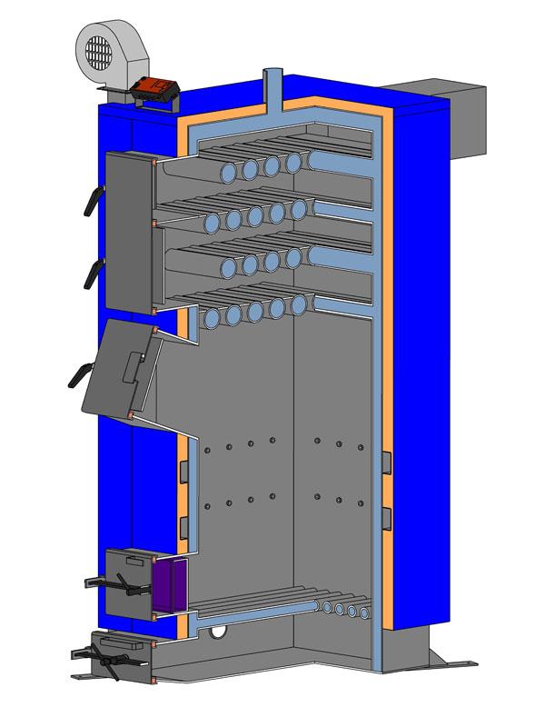 НЕУС-Вичлаз мощность 75 — 120 кВт.